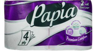 خرید دستمال کاغذی پاپیا