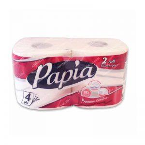 دستمال دوقلو پاپیا