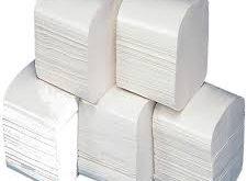 دستمال کاغذی فله مشهد