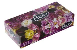 قیمت دستمال کاغذی پاپیا