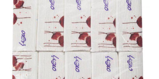 دستمال کاغذی مرحبا